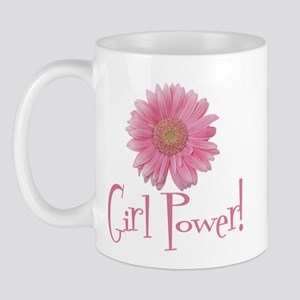 Girl Power Daisy Mug