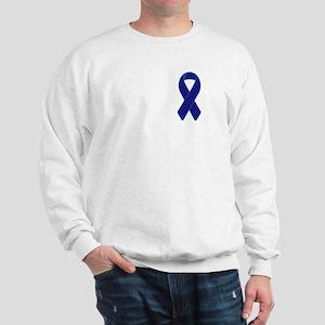 Blue Ribbon Sweatshirt