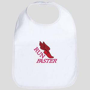 Run Faster Bib