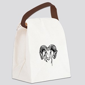 Rams Canvas Lunch Bag