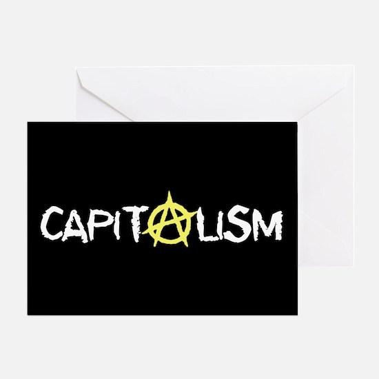 Anarcho-Capitalist Greeting Card