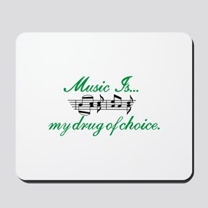 Music is… Mousepad