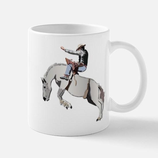 Bronc Rider Mug