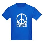 Peace Kids Dark T-Shirt