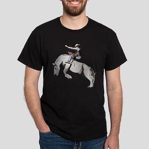 Bronc Rider Dark T-Shirt