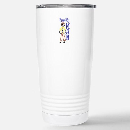 Family Man Travel Mug