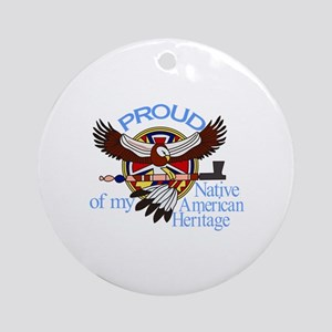 Proud Ornament (Round)