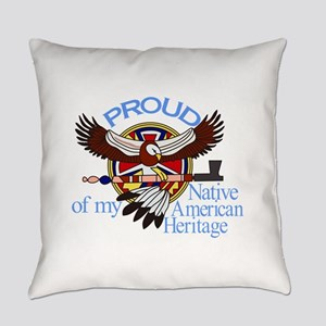 Proud Everyday Pillow
