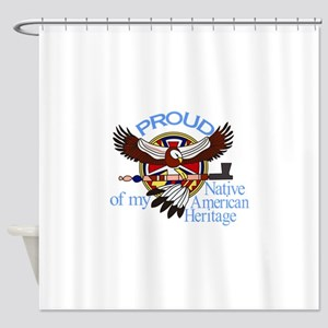 Proud Shower Curtain