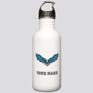 Blue Eagle (Custom) Water Bottle