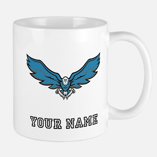 Blue Eagle (Custom) Mugs