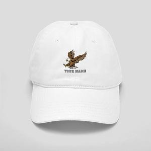 1c84e94ff57 Bald Eagle (Custom) Baseball Cap