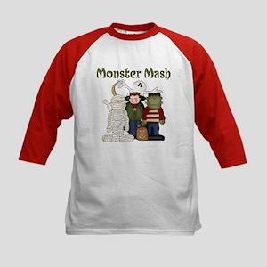 Monster Mash Kids Baseball Jersey