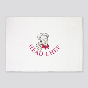 Head Chef 5'x7'Area Rug
