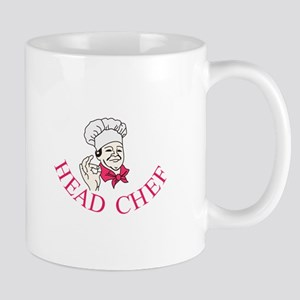 Head Chef Mugs