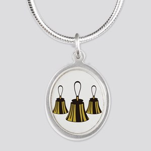 Three Handbells Necklaces