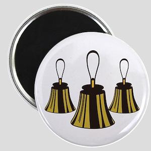 Three Handbells Magnets