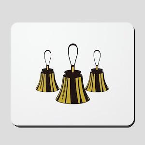 Three Handbells Mousepad