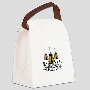 Handbell Director Canvas Lunch Bag