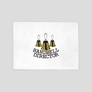 Handbell Director 5'x7'Area Rug