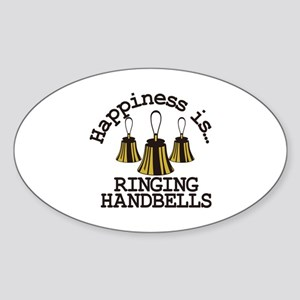 Happiness is Ringing Sticker