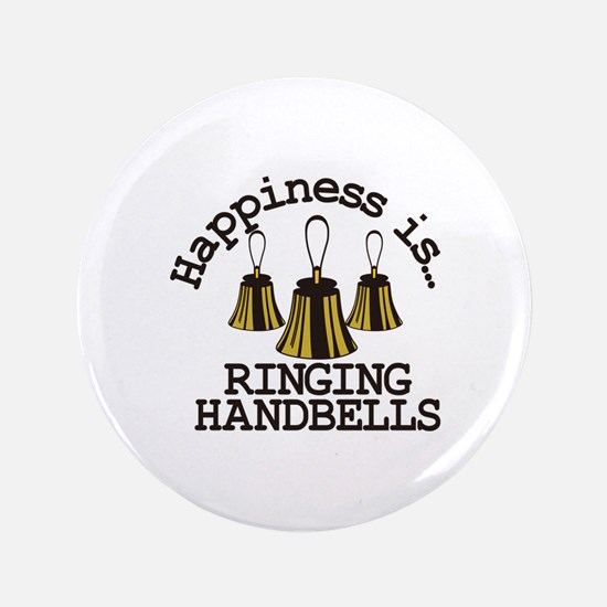 Happiness is Ringing Button