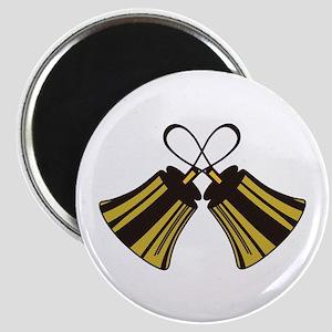 Crossed Handbells Magnets