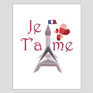 Je Taime Posters