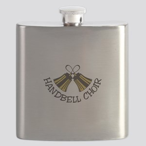 Handbell Choir Flask
