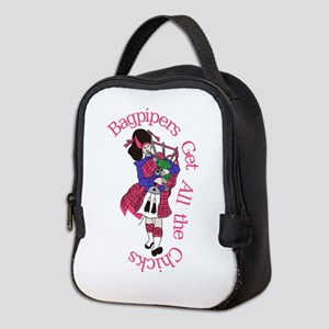 All the Chicks Neoprene Lunch Bag