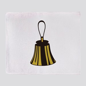 Handbell Throw Blanket