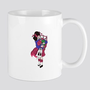 Bagpiper Mugs