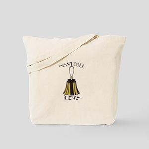 Handbell Diva Tote Bag