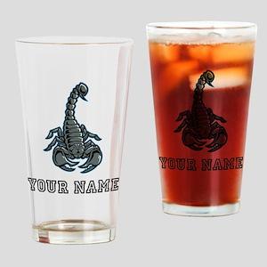 Scorpion (Custom) Drinking Glass