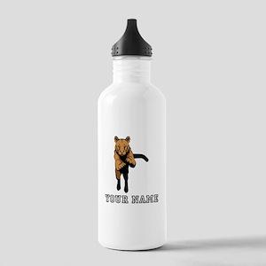 Cougar (Custom) Water Bottle