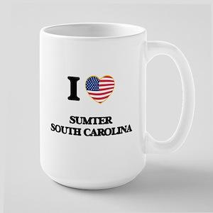 I love Sumter South Carolina Mugs