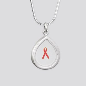 Awareness Ribbon Necklaces