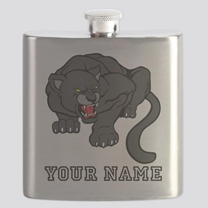 Black Panther (Custom) Flask