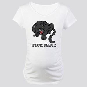 Black Panther (Custom) Maternity T-Shirt