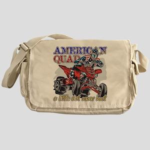 American Quad Messenger Bag