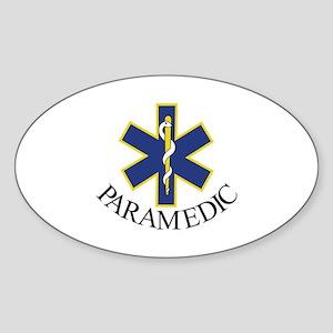 Paramedic Sticker