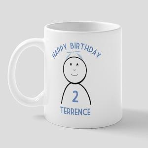 Happy B-day Terrence (2nd) Mug