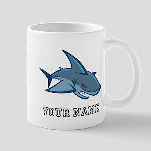 Bull Shark (Custom) Mugs