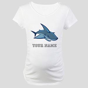Bull Shark (Custom) Maternity T-Shirt