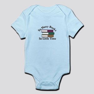 So Many Books Body Suit