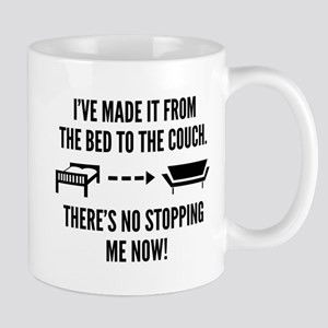 There's No Stopping Me Now Mug