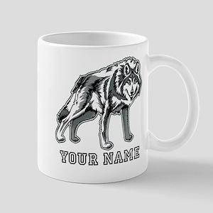 Wolf (Custom) Mugs