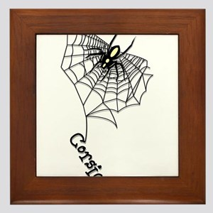 Spider Framed Tile