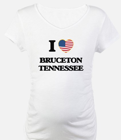 I love Bruceton Tennessee Shirt