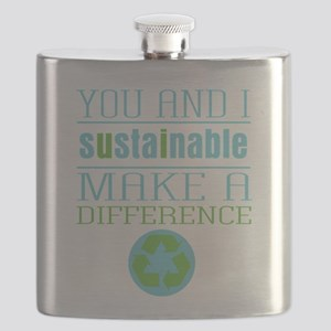 You and I Sustainability Flask